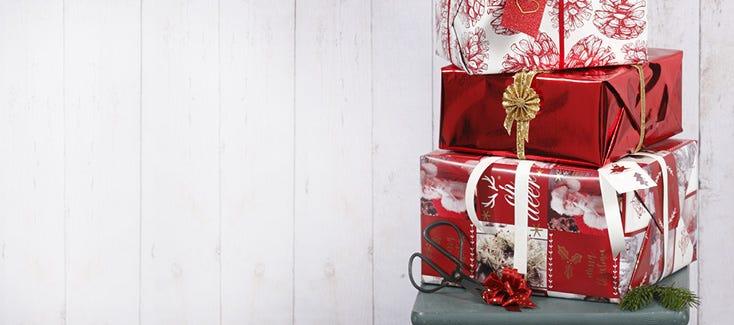Kerstcadeaus, adventkalender en cadeauverpakkingen