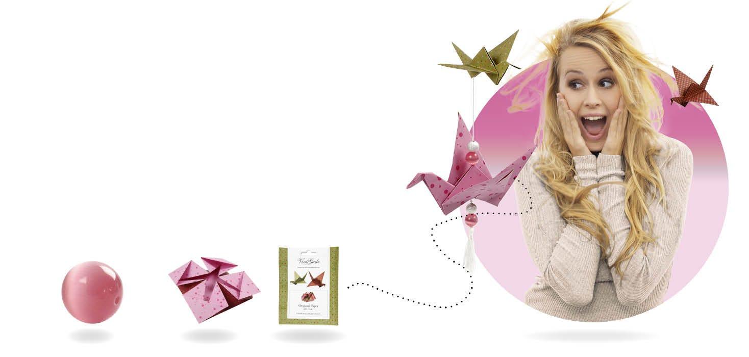 Creativiteit met papier en karton