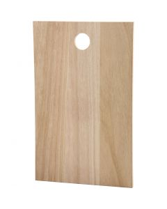 Bord / Snijplank, afm 35x22 cm, dikte 13 mm, 1 stuk