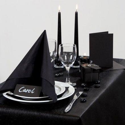 Stijlvol zwart voor uw feest?