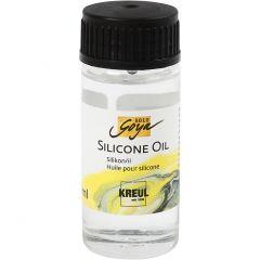 Silicone olie, 20 ml/ 1 fles