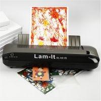 Lamineermachine, A3, 297x420 mm, dikte 80-150 my, 1 stuk