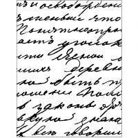 Embossing Folder , woorden, afm 11x14 cm, dikte 2 mm, 1 stuk