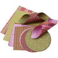Origami Papier, 80 gr, 900 div vellen/ 1 doos