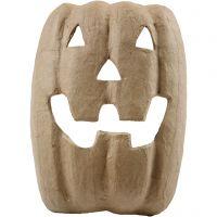 Halloween masker, H: 21,5 cm, B: 17 cm, 1 stuk