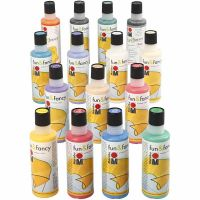 Fun & Fancy, Inhoud kan variëren , diverse kleuren, 15x80 ml/ 1 doos