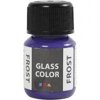 Glass Color Frost, violet, 30 ml/ 1 fles