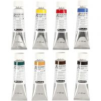 Schmincke AKADEMIE® Acryl color , 8x60 ml/ 1 doos