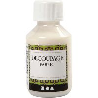Decoupage lijmlak, 100 ml/ 1 fles