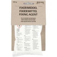 Batikverf fixeermedium, 200 gr/ 1 zak
