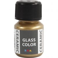 Glas Keramiek verf, 35 ml/ 1 fles