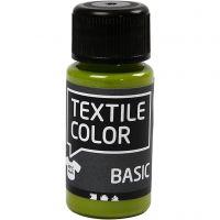 Textile Color, kiwi, 50 ml/ 1 fles
