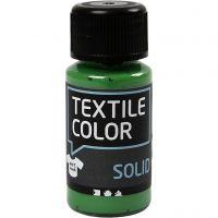 Textile Color, dekkend, brilliant groen, 50 ml/ 1 fles