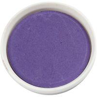 Waterverf, d: 30 mm, violet, 12 stuk/ 1 doos