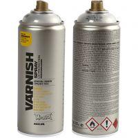 Spray vernis, glossy, 400 ml/ 1 Doosje