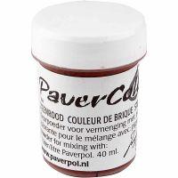Paver Color, terracotta, 40 ml/ 1 fles