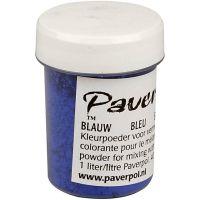 Paver Color, blauw, 40 ml/ 1 fles