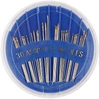 Naainaalden, afm 3-7, L: 35-45 mm, 30 stuk/ 1 doos