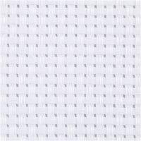 Aida, B: 150 cm, 24 vierkanten per 10 cm, wit, 3 m/ 1 stuk
