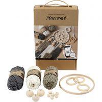 Macramé ontdekken Kit, 1 set