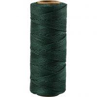 Bamboekoord, dikte 1 mm, groen, 65 m/ 1 rol