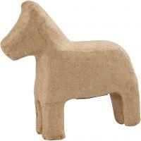 Paard, H: 14 cm, 1 stuk