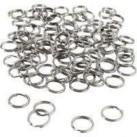 Ring, d: 12 mm, 100 stuk/ 1 doos