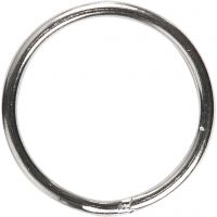 Ring, d: 15 mm, 10 stuk/ 1 doos