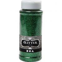 Glitter, groen, 110 gr/ 1 Doosje