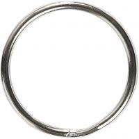 Ring, d: 25 mm, 8 stuk/ 1 doos