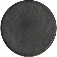 Magneet, d: 14,5 mm, dikte 3 mm, 50 stuk/ 1 doos