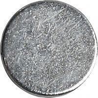 Power magneten, d: 10 mm, dikte 2 mm, 10 stuk/ 1 doos