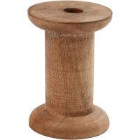 Spoel, H: 70 mm, d: 30+48 mm, gatgrootte 10 mm, 10 stuk/ 1 doos