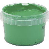 PRIMO Vingerverf, groen, 250 ml/ 1 fles