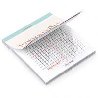 Krasbeschermer boek, afm 6,5x8 cm, 1 stuk
