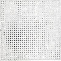 Onderplaat, groot vierkant, afm 14,5x14,5 cm, 10 stuk/ 1 doos