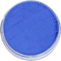 Schmink, hemelsblauw, 3,5 ml/ 1 doos