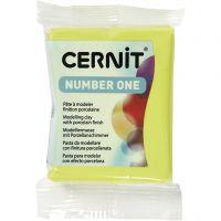 Cernit, lime green (601), 56 gr/ 1 doos
