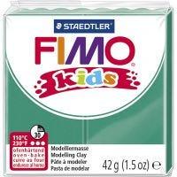 FIMO® Kids boetseerklei, groen, 42 gr/ 1 doos