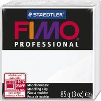 FIMO® Professional, wit, 85 gr/ 1 doos
