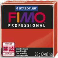 FIMO® Professional, rood, 85 gr/ 1 doos