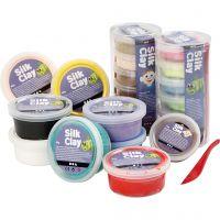 Silk Clay®, diverse kleuren, 22 Doosje/ 1 doos
