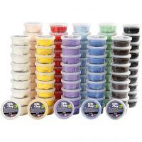 Silk Clay®, diverse kleuren, 10x10 Doosje/ 1 doos
