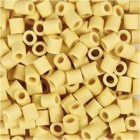 Nabbi Bio Beads, afm 5x5 mm, medium, geel, 3000 stuk/ 1 doos