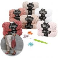 Kits - Haken, roze, 1 set