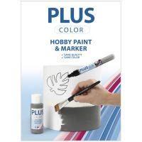 Inspiratieposter, Plus Color, 3 stuk/ 1 doos