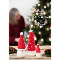 Inspiratieposter, Traditionele kerst, afm 21x30+29,7x42+50x70 cm, 4 stuk/ 1 doos
