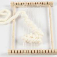 How to weave soumak