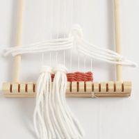 How to make rya knots