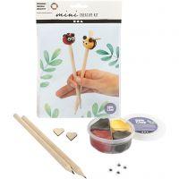 Mini Creative Kit, potlood toppers, 1 set